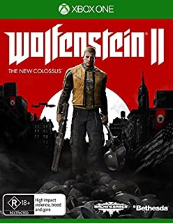 Wolfenstein 2 The New Colossus (B0773S2KQX) | Amazon Products