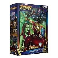 1000pieceジグソーパズルMarvel Avengers infinity War II