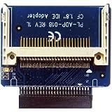 世田谷電器CFx1変換基盤 TOSHIBA1.8インチHDD互換50ピンIDE形状 上野毛 AR-IDE1CF500