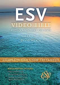 ESV Video Bible: English Standard Version, Complete Old & New Testaments: Includes Bonus DVD