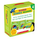 Guided Science Readers, Level C: Fun Nonfiction Books That Are Just Right for New Readers