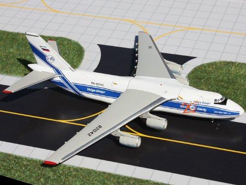 1: 400 ジェミニジェット Volga-Dnepr Antonov AN-124 20th Anniversary (並行輸入)