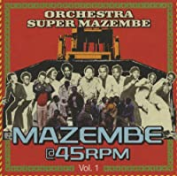 Mazembe at 45 Rpm