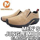 CLASSIC TAUPE US7.5(25.5cm) メレル メンズ ジャングルモック クラシックトープ MERRELL MEN'S JUNGLE MOC CLASSIC TAUPE 60801 男性用 アウトドアシューズ