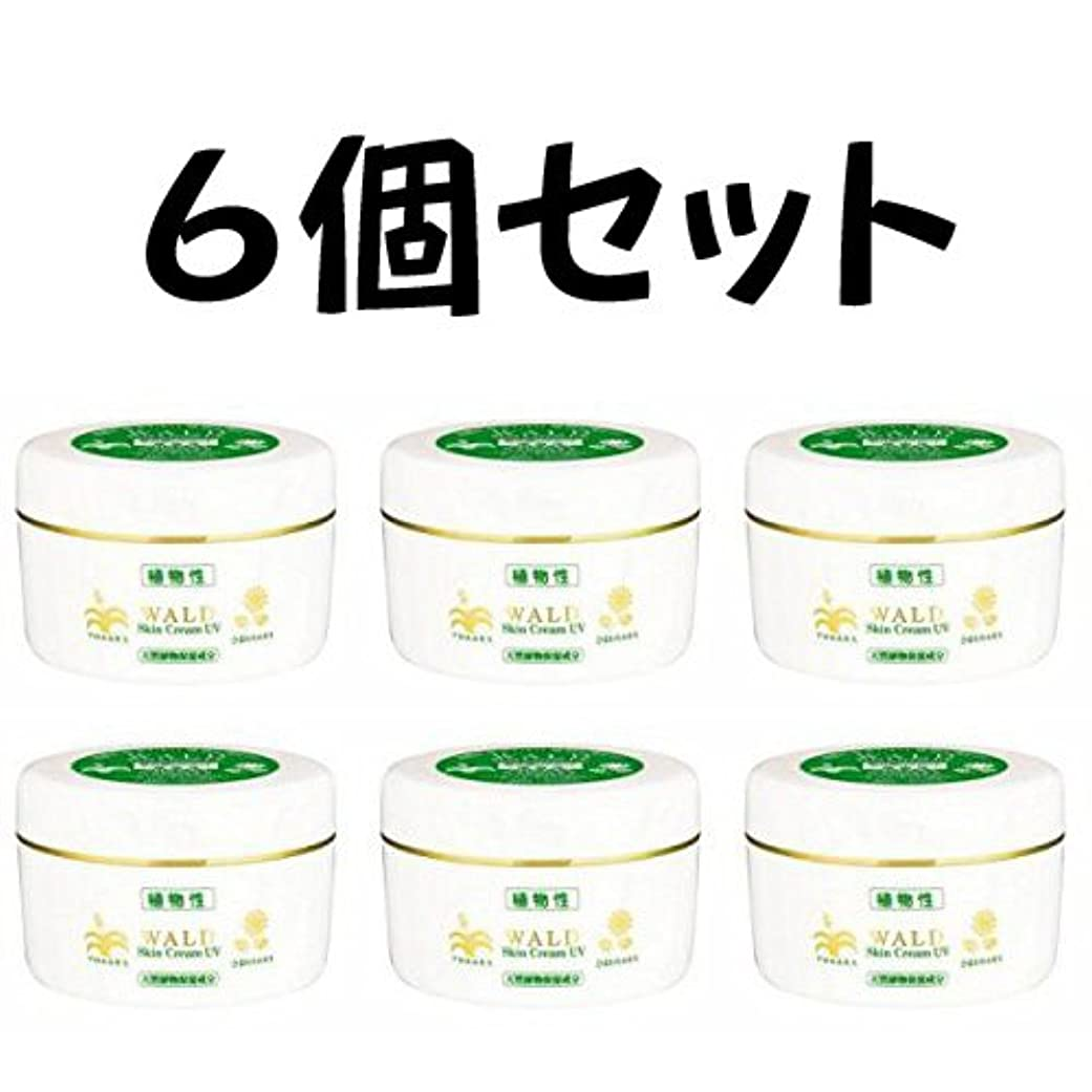 人柄ハドル意志新 ヴァルトスキンクリーム UV (WALD Skin Cream UV) 220g (6)