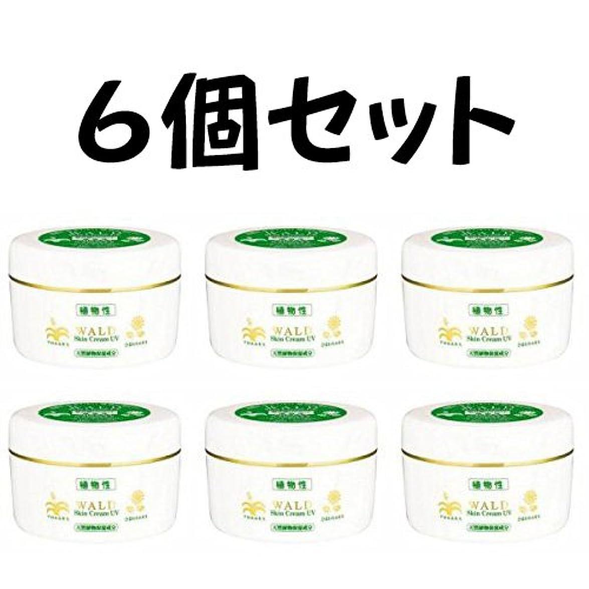 カウントアップ迷路冷蔵庫新 ヴァルトスキンクリーム UV (WALD Skin Cream UV) 220g (6)