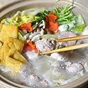 鳥取県産大山どり使用 鳥藤の濃厚水炊きセット(3~4人前)