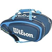 Wilson(ウイルソン) テニスバッグ ツアー V 9パック (ラケット9本収納) WRZ847609