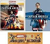 【早期購入特典あり】キャプテン・アメリカ/ザ・ファースト・アベンジャー MovieNEX(期間限定) 「アントマン&ワスプ」劇場公開記念 オリジナルステッカー付き [Blu-ray]