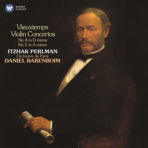 ヴュータン:ヴァイオリン協奏曲第4番&第5番(2015リマスター)