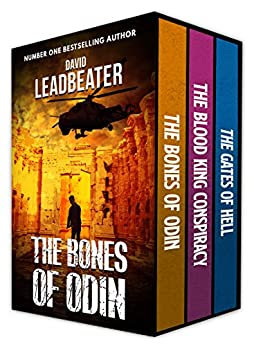 The Matt Drake Series: Books 1-3 (The Matt Drake Series Boxset 1) by [Leadbeater, David]