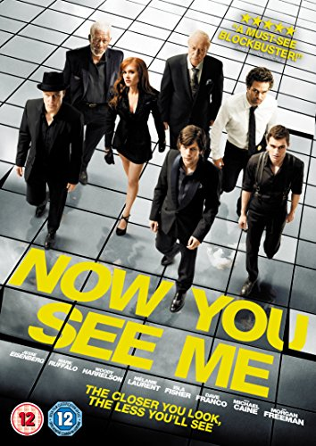 Now You See Me [DVD] [Import]の詳細を見る