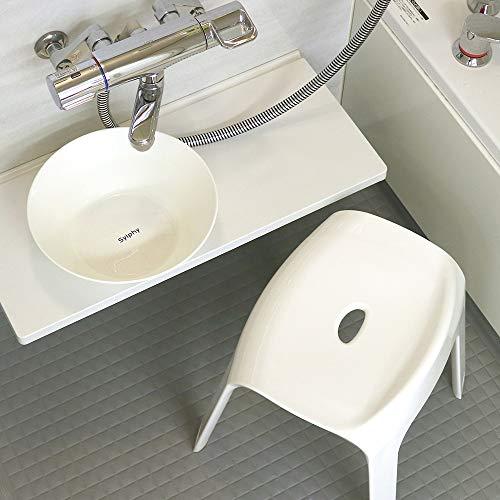 シルフィ 風呂いす35 ホワイト 1コ入