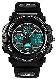 子供用防水腕時計 ボーイズデジタル腕時計  キッズアナログ腕時計 ストップウオッチ 目覚まし時計 すぽーつボーイズ腕時計 子供時計 男の子 スポーツ腕時計 デジタルウオッチ