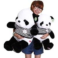 誕生日スプレゼント パンダ 90cm リアルぬいぐるみ ホッキョクグマ(シロパンダ)<スリーピング