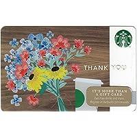 スターバックス スタバ ギフト カード 限定デザイン 2014 ホリデー99 No.81 『感謝の花束』