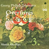 Concertos & Chamber Music Vol. 3