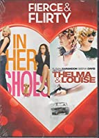 Own the Moments: Fierce & Flirty: In Her Shoes/Thelma & Louise【DVD】 [並行輸入品]