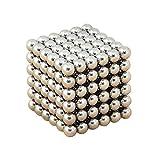 マグネットボール 216個セット﹙5mm﹚ マジック磁石 教育工具 DIY工具 ネオジム磁石の立体パズル (球型)