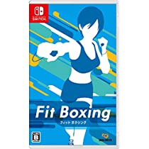 Fit Boxing (フィットボクシング) -Switch