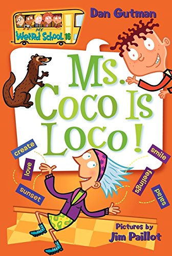 My Weird School #16: Ms. Coco Is Loco!の詳細を見る