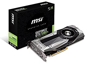 MSI GeForce GTX 1080 Ti Founders Edition グラフィックスボード VD6289