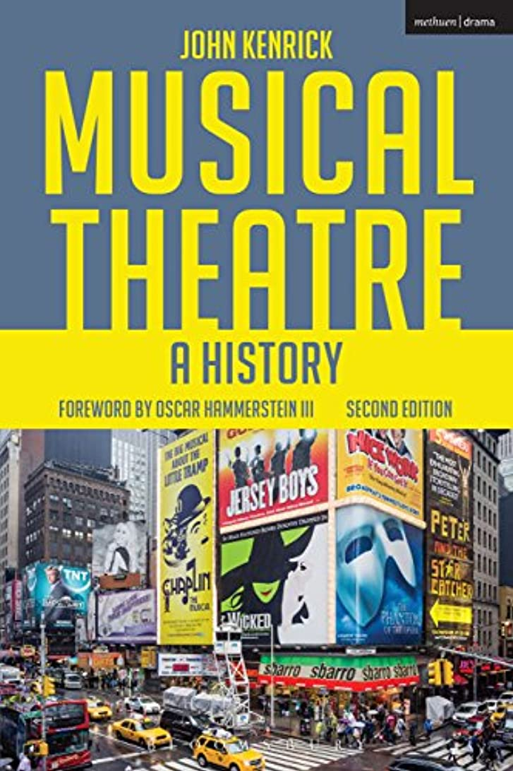Musical Theatre: A History (English Edition)