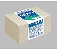 ソフトタオル 未晒し 帯どめ Lサイズ プロワイプ 703147 50枚×12