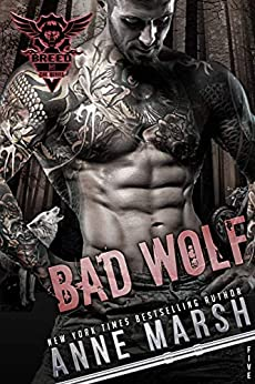 Bad Wolf (A Breed MC Book Book 5) by [Marsh, Anne]