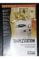 SimpleTech STI-PNPR/W Simple Station Internal 3.5 Or 5.25 PC Card Drive for Desktops