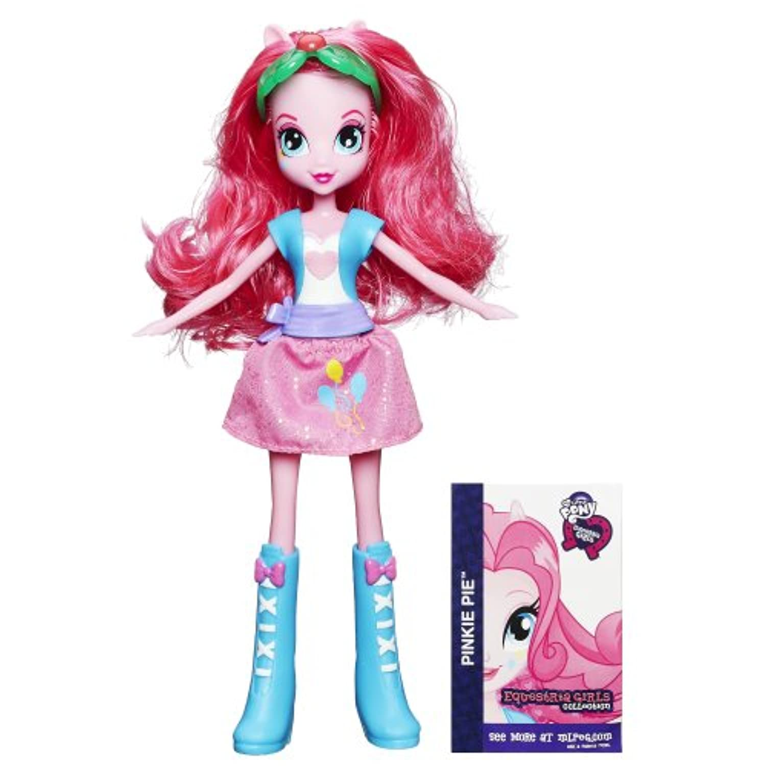 My Little Pony Equestria Girls Collection Pinkie Pie Doll by My Little Pony [並行輸入品]