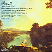 Purcell:Odes+Welcome Songs