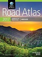Rand McNally 2017 Road Atlas Midsize (Rand Mcnally Road Atlas Midsize)