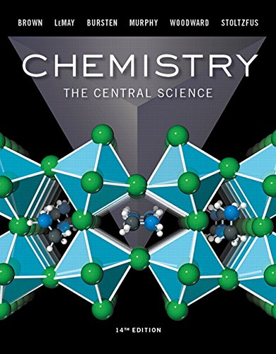 Download Chemistry: The Central Science (14th Edition) 0134414233