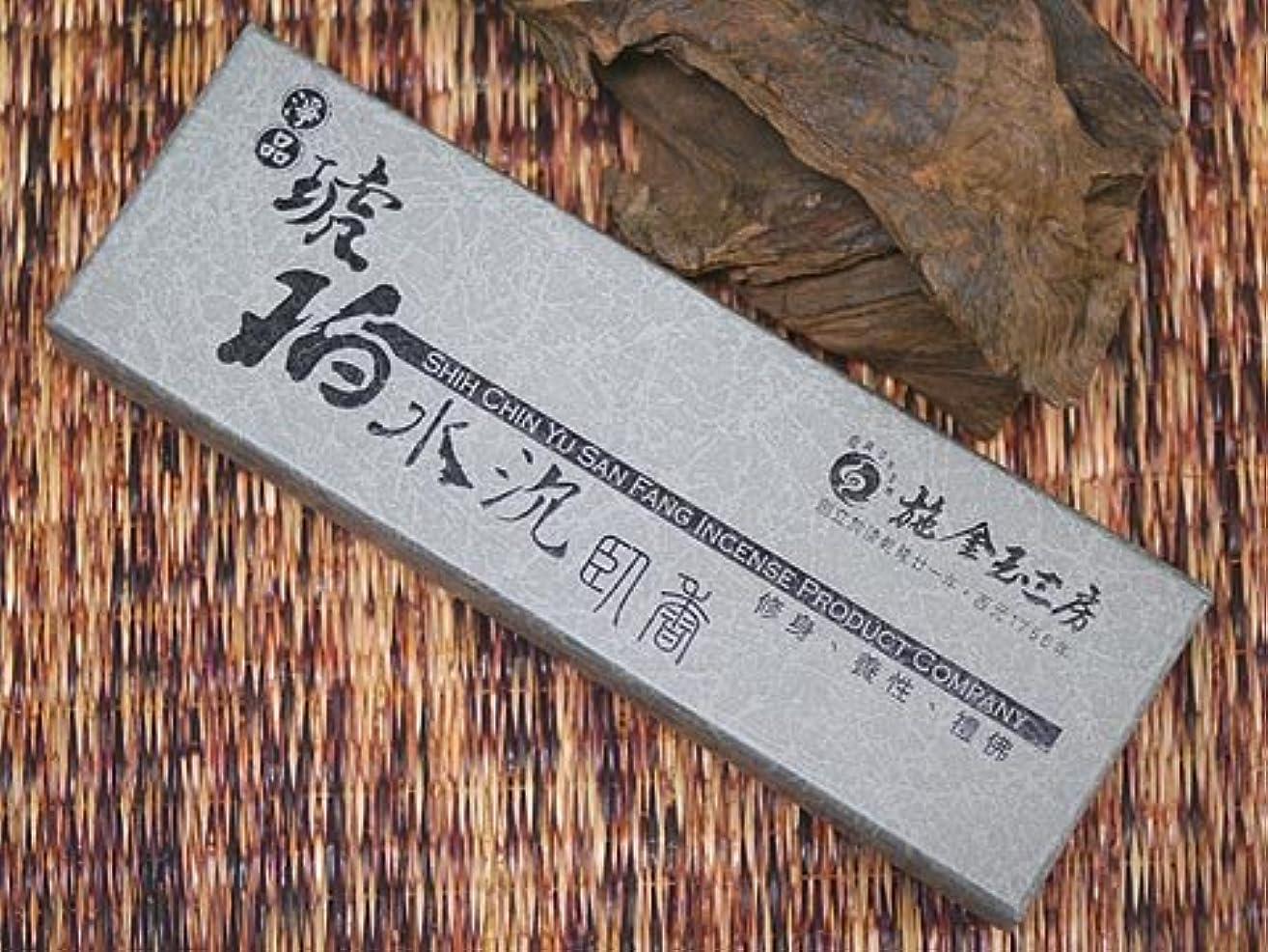 脆い媒染剤命題施金玉三房 創業1756年台湾鹿港のお香店「施金玉三房」のお香 琥珀水沈香 大容量約320本入りおタイプ