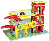 Le Toy Van Dino's Garage Playset [並行輸入品]
