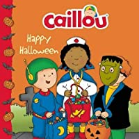 Caillou: Happy Halloween!