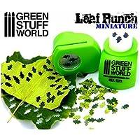 グリーンスタッフワールド リーフパンチ ライトグリーン ミニチュア用ツール GSW13