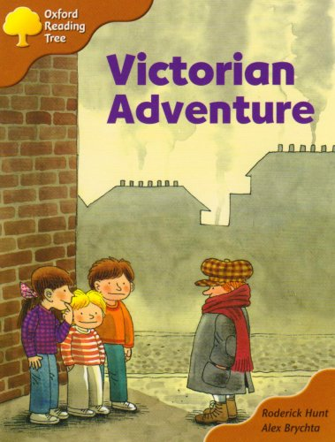 Oxford Reading Tree: Stage 8: Storybooks: Victorian Adventureの詳細を見る