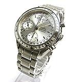 [オメガ]OMEGA 腕時計 3523-30 スピードマスター トリプルカレンダー シルバー文字盤 BOX メンズ 中古
