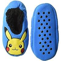 Pokemon boys Slipper Socks With Grippers Slipper Sock