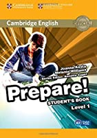 Cambridge English Prepare! Level 1 Student's Book by Joanna Kosta Melanie Williams Steve Marsland(2015-01-29)