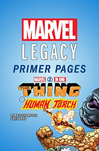 Marvel Two-In-One - Marvel Legacy Primer Pages (Marvel Two-In-One (2017-))