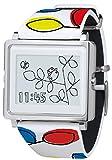 [エプソン スマートキャンバス]EPSON smart canvas OTTAIPNU kaeru no jikan 腕時計 W1-MS10110