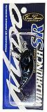 エバーグリーン(EVERGREEN) シャロークランク ワイルドハンチSR #85 ブラック&ブルークロー.