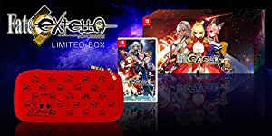 Fate/EXTELLA LIMITED BOX 【Amazon.co.jp限定】オリジナルデジタル壁紙2種 配信 付
