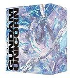 機動戦士ガンダムUC Blu-ray BOX Complete Edition【RG 1/144 ユニコーンガンダム ペルフェクティビリティ 付属版】[初回限定生産][BCXA-1417][Blu-ray/ブルーレイ] 製品画像