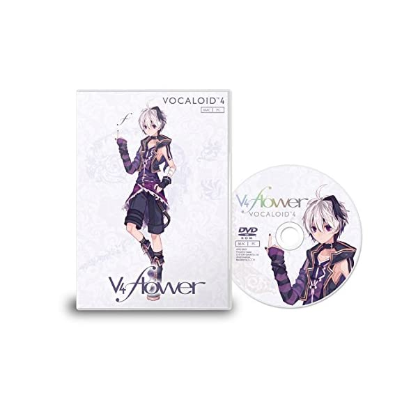 VOCALOID4 Library v4 fl...の紹介画像2
