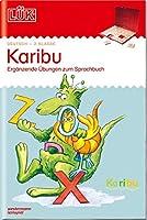 LUeK. Karibu - 2. Klasse: Ergaenzende Uebungen zum Sprachbuch