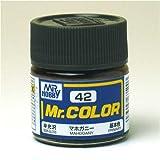 Mr.カラー C42 マホガニー 【HTRC 3】